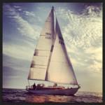 Star Island Aloft Sailing
