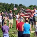 Veterans Raffle Banner
